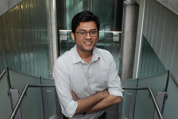 Assistant Professor Syed Ishtiaque Ahmed i
