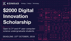 Digital Innovation Scholarship