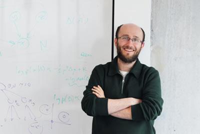 PhD student David Madras