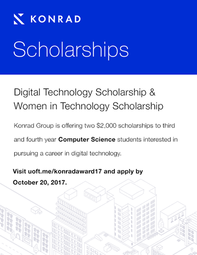 Konrad Group Scholarships