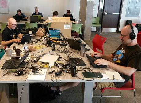 OpenBSD Hackathon