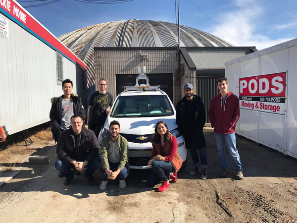 U of T autodrive team