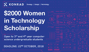 Women in Technolgoy Scholarship