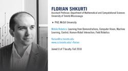Florian Shkurti
