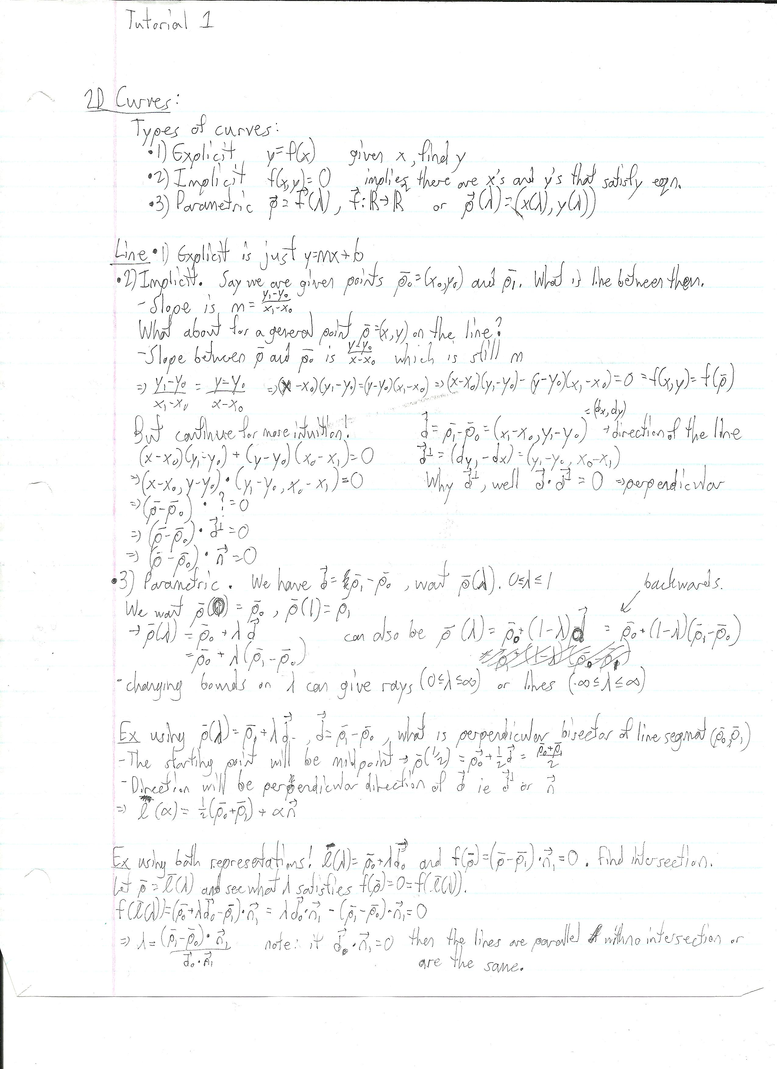 Bresenham Line Drawing Algorithm Tutorial : Liviu mihai calin
